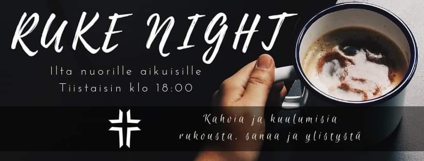 Ruke Night -pikkujoulut
